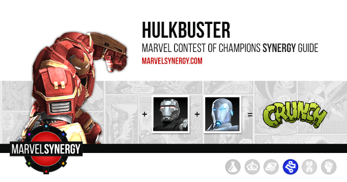 Hulkbuster Cover