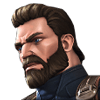 Captain America (Infinity War) Icon