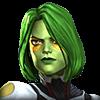 Avatar de marvel Icon-gamora