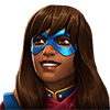Ms. Marvel (Kamala Khan)