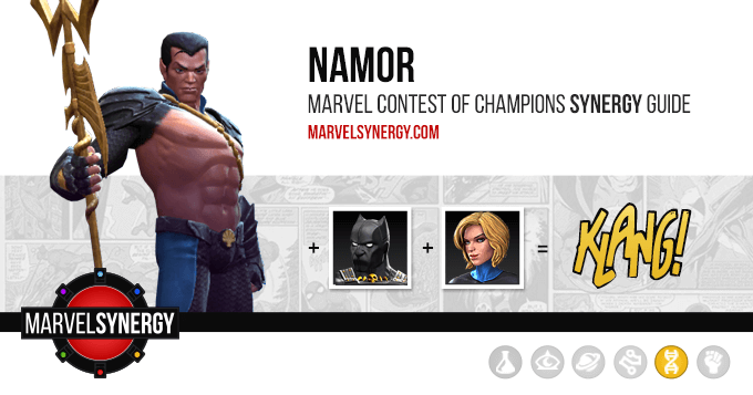 Marvel Contest of Champions: The Ultimate Synergy Guide