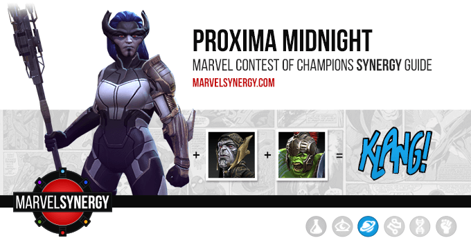 Proxima Midnight Cover