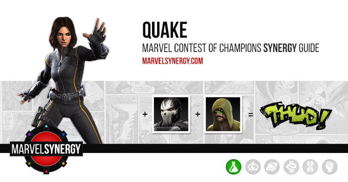 Quake Synergy Guide | Marvel: Contest of Champions
